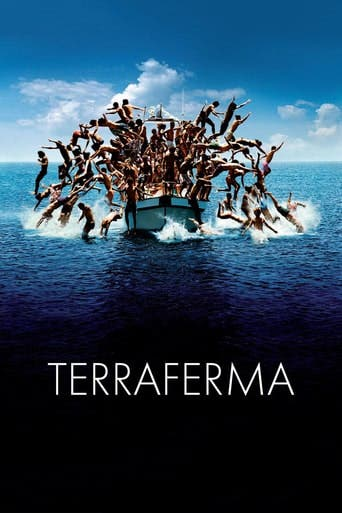 "Poster for the movie ""Terraferma"""