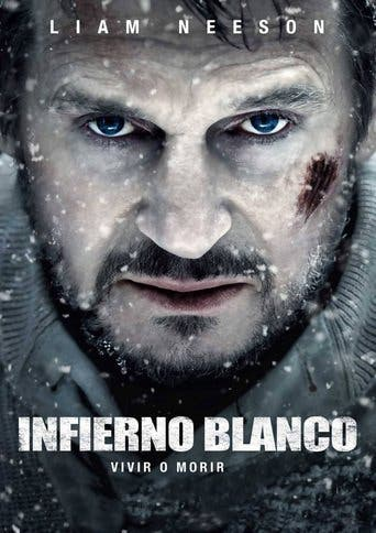 "Poster for the movie ""Infierno blanco"""