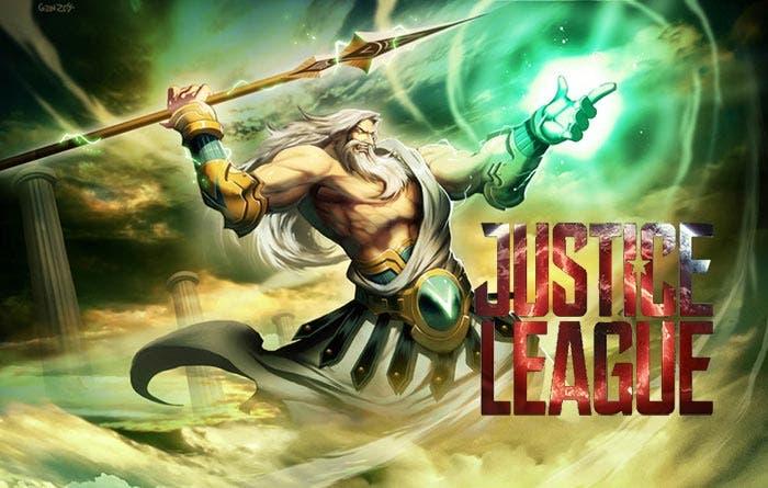 Zeus en la Liga de la Justicia (2017)