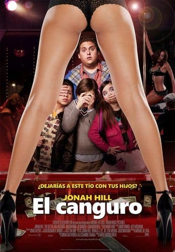 "Poster for the movie ""El canguro"""
