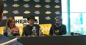 Frank Miller heroes Comic Con
