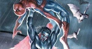 Morbius vs spider-man