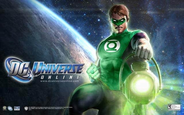 Green Lantern DC Universe Online