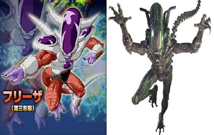 Alien en Dragon Ball Super