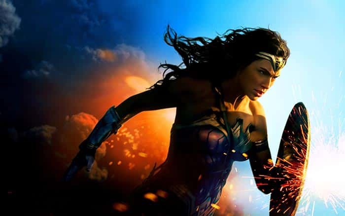Box office de Wonder Woman (2017) - Gal Gadot