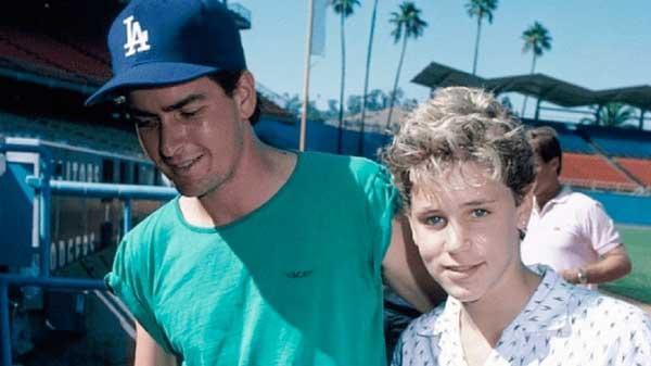 Charlie Sheen - Corey Haim
