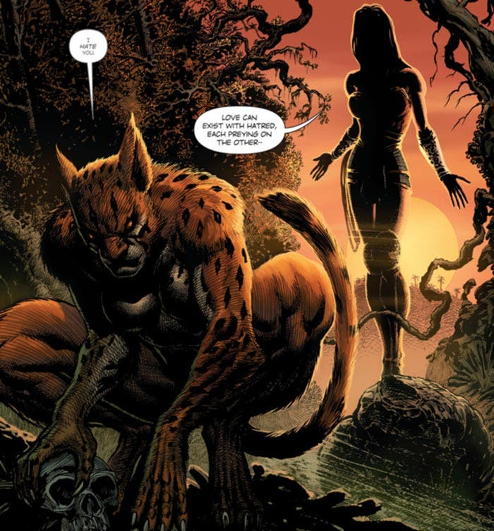 Cheetah (DC Comics)