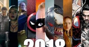 cine de superhéroes 2018
