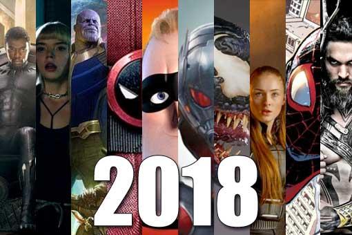 peliculas 2018
