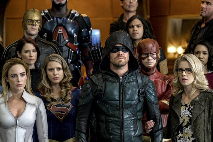 Crossover de The Flash, Arrow, Supergirl y Legends of Tomorrow