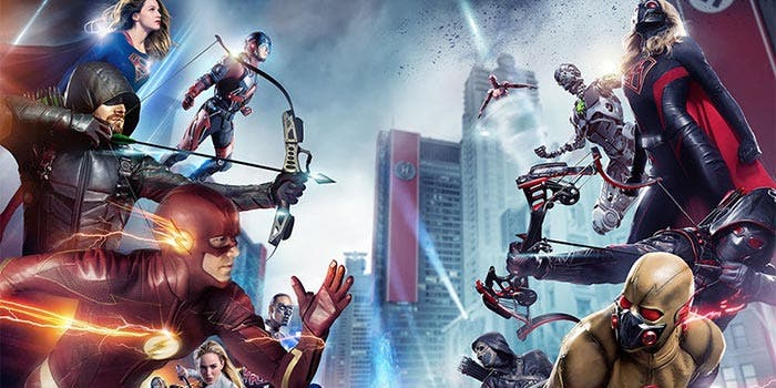 Crossover del Arrowverso: Crisis en Tierra-X | The Flash, Arrow, Supergirl y Legends of Tomorrow