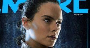 Daisy Ridley es Rey en Star Wars