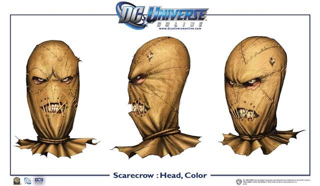 DC Universe Online espantapajaro