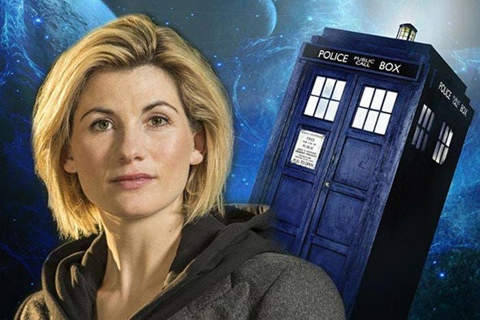 Jodie Whittaker es Doctor Who