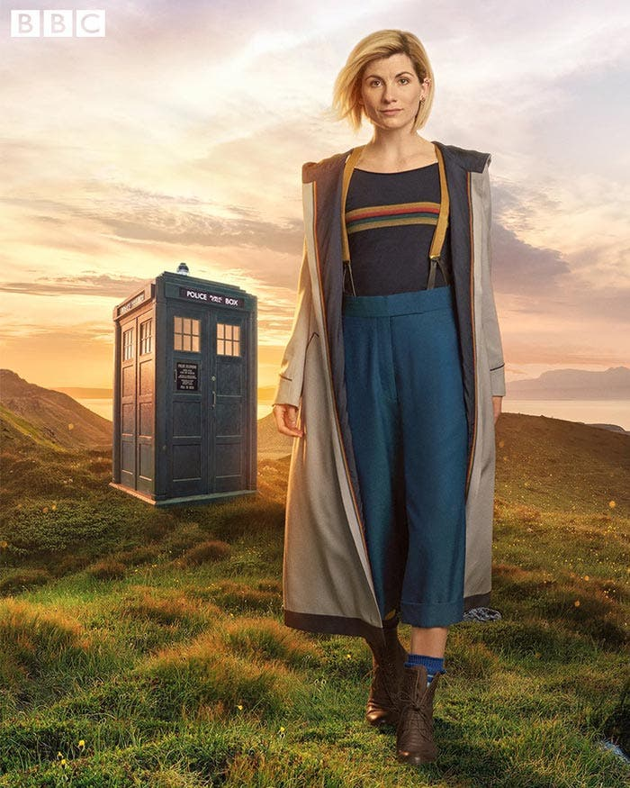 Jodie Whittaker es Doctor Who