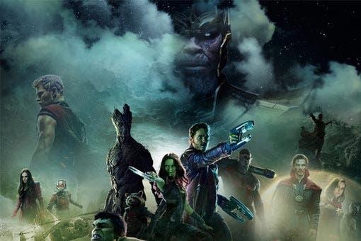 Un millón de presupuesto para Vengadores: Infinity War (2018) y Vengadores 4 (2019)
