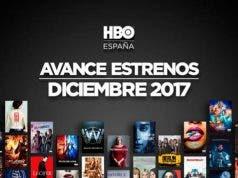 Estrenos HBO Diciembre