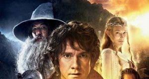 """Poster for the movie """"El Hobbit: Un viaje inesperado"""""""