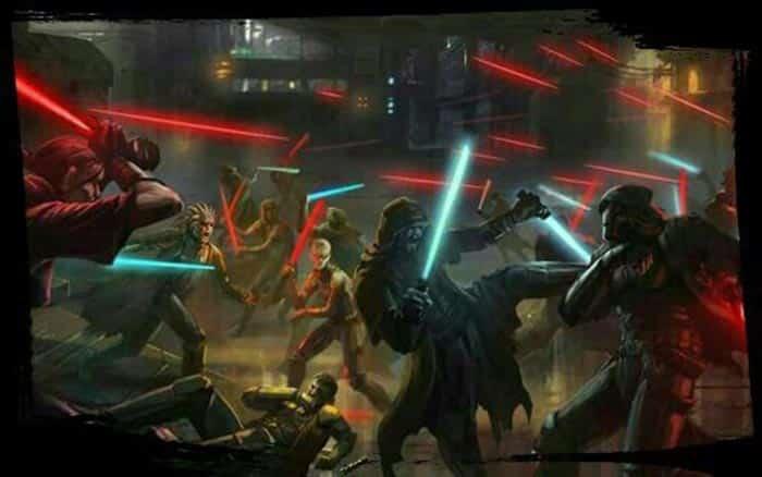 Gran Guerra Sith (Star Wars)