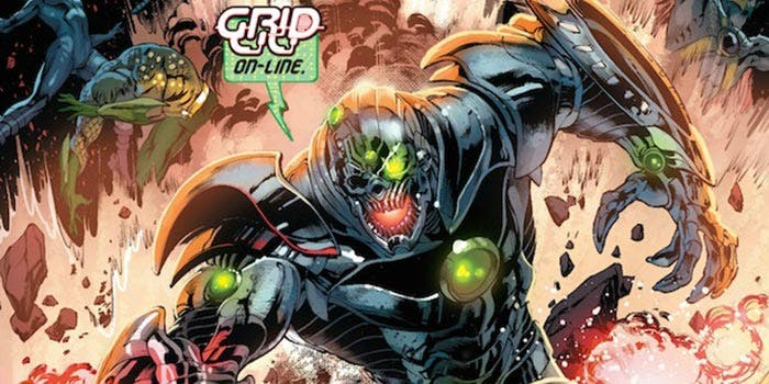 Grid en la Liga de la Justicia 2