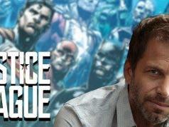 Zack Snyder y la Liga de la Justicia (2017)