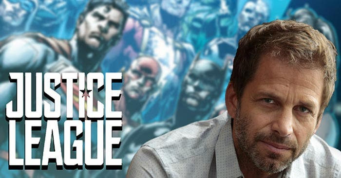 Zack Snyder, despedido del DC Extended Universe (DCEU)