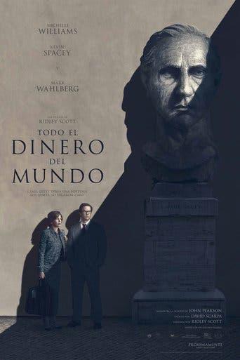 "Poster for the movie ""Todo el dinero del mundo"""