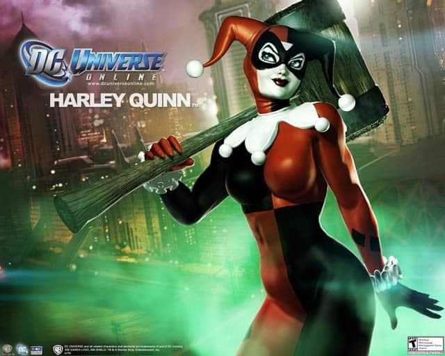harley quinn DC Universe Online