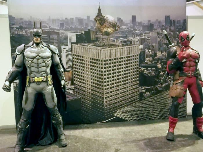 heroes comic con 2017