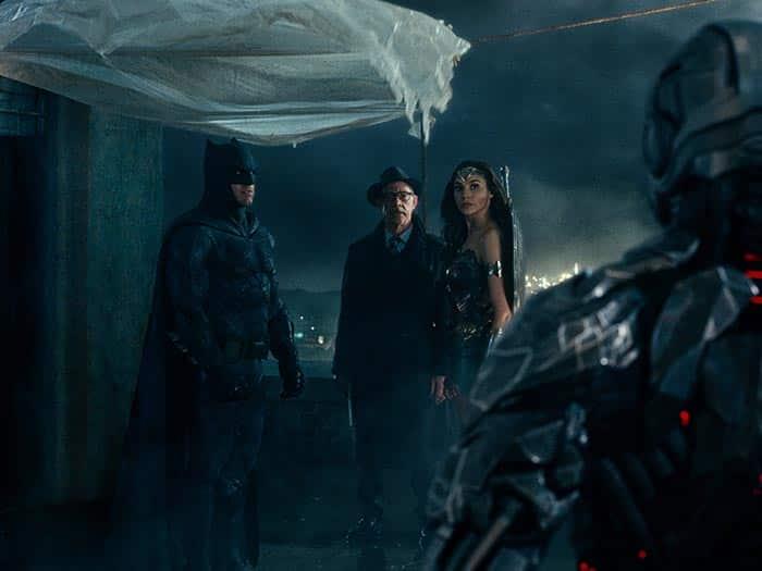 Imágenes en HD de la Liga de la Justicia (2017) con SPOILERS