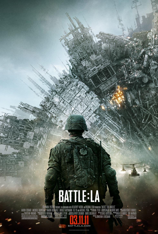 """""""INVASIÓN A LA TIERRA: BATALLA LOS ÁNGELES (Battle: L.Angeles)"""""""