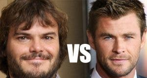 Jack Black vs Chris Hemsworth