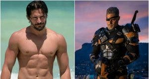 Joe Manganiello es Deathstroke