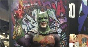 Joker versión Batman en Escuadrón Suicida (2016)