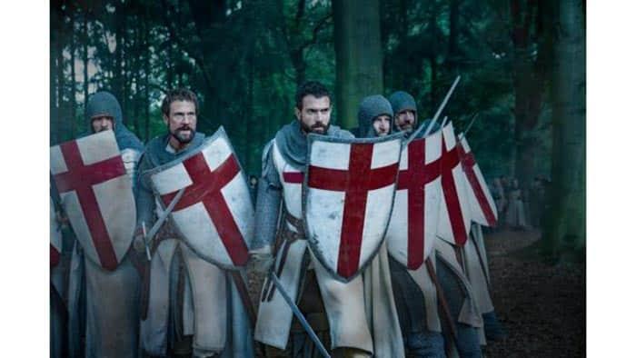 Knightfall | Estrenos HBO Diciembre