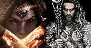 Liga de la Justicia: Escena eliminada de Wonder Woman y Aquaman