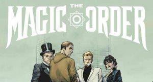 The Magic Order (Netflix)