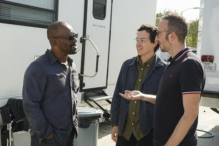 Morgan James en Fear The Walking Dead
