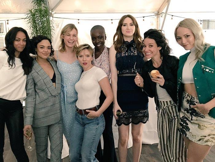 Las mujeres del MCU de Marvel Studios