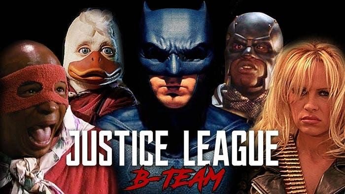 Parodia de la Liga de la Justicia (2017)