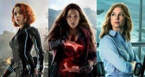 Película de Marvel con mujeres