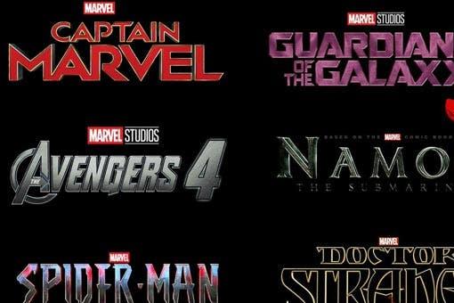 Películas de Marvel entre 2019 y 2022