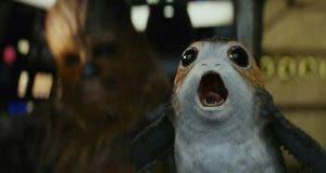 Porgs en Star Wars: Los Últimos Jedi