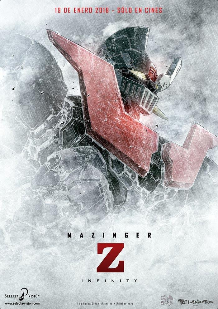 Mazinger Z Infinity (2018)