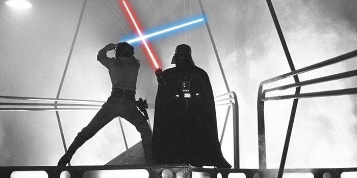 La saga Skywalker en Star Wars