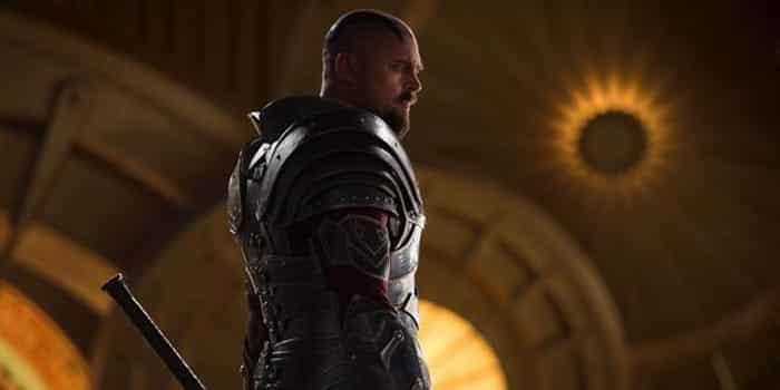 Skurge en Thor: Ragnarok (2017)