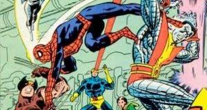 Spider-Man vs X-Men