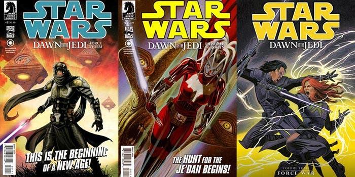 Star Wars: Dawn of the Jedi