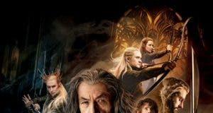 """Poster for the movie """"El Hobbit: La desolación de Smaug"""""""
