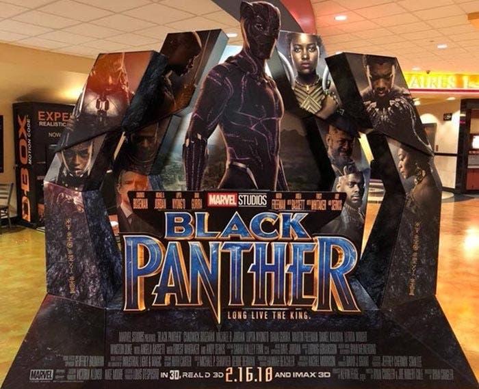 Nuevo traje de Pantera Negra en Black Panther (2018)